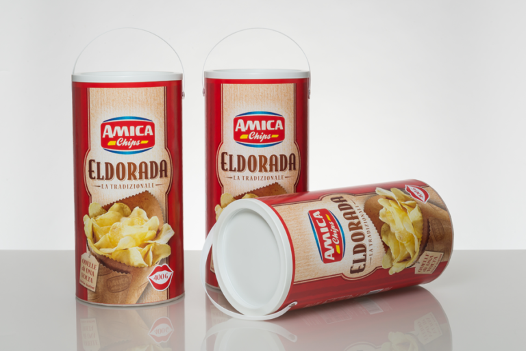 Amica introduces Rigid Paper Drum in successful Promotion Campaign