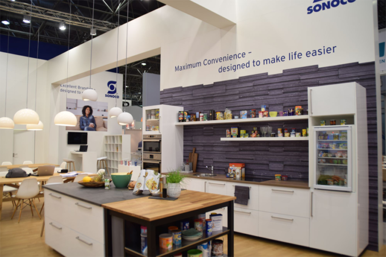 Packaging in its natural environment: Sonoco at interpack 2017